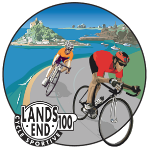 lands end 100 sportive logo web